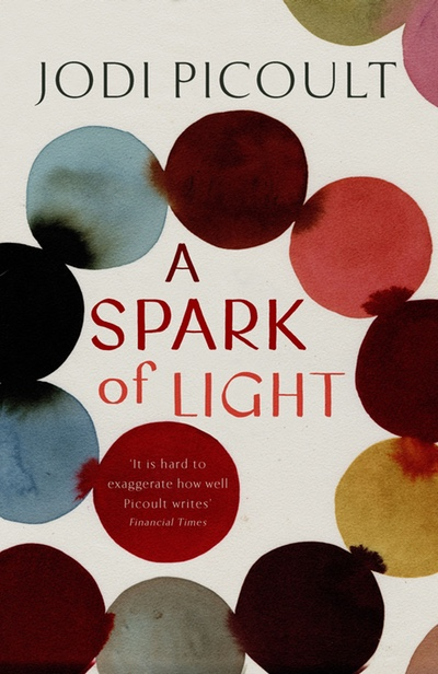 A Spark of Light UK hardback
